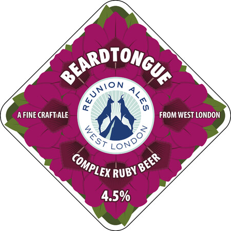 Reunion Ales Beardtongue – Buy Beer online on EeBriaTrade.com