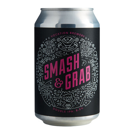 Vocation Brewery Smash & Grab – Buy Beer online on EeBriaTrade.com