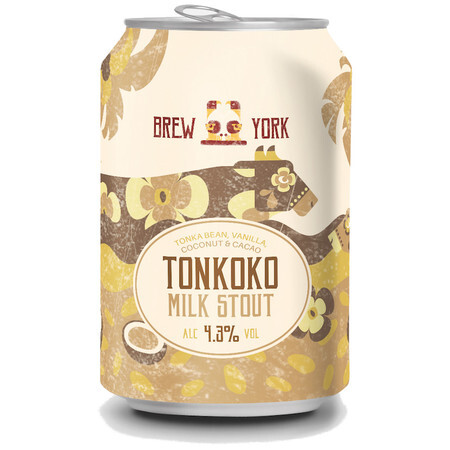 Brew York Tonkoko (Cans) – Buy Beer online on EeBriaTrade.com