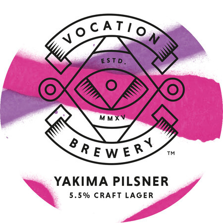 Vocation Brewery Yakima Pilsner (30L keg) – Buy Beer online on EeBria.com