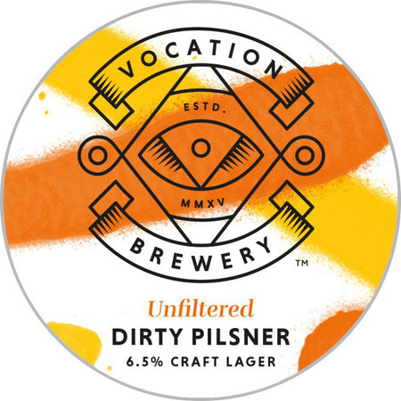 Vocation Brewery Dirty Pilsner (30l keg) – Buy Beer online on EeBriaTrade.com