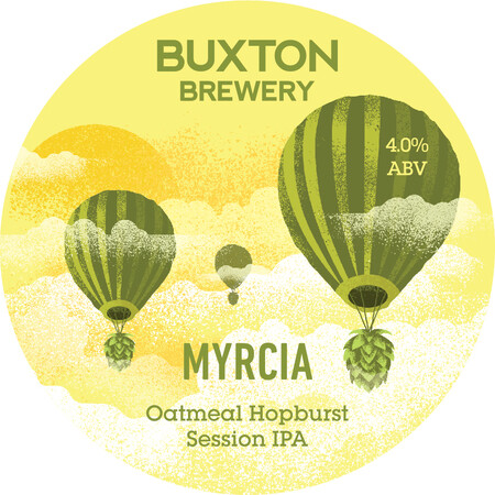Buxton Brewery Myrcia – Buy Beer online on EeBriaTrade.com