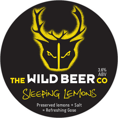 Wild Beer Co Sleeping Lemons – Buy Beer online on EeBriaTrade.com