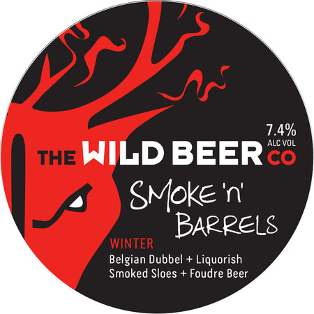 Wild Beer Co Smoke n Barrels Winter – Buy Beer online on EeBriaTrade.com