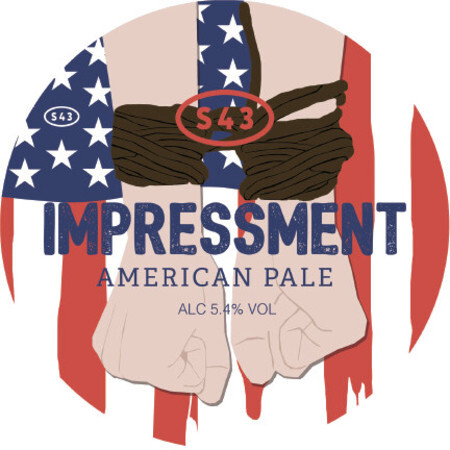 S43 Brewery Impressment American Pale Ale – Buy Beer online on EeBriaTrade.com