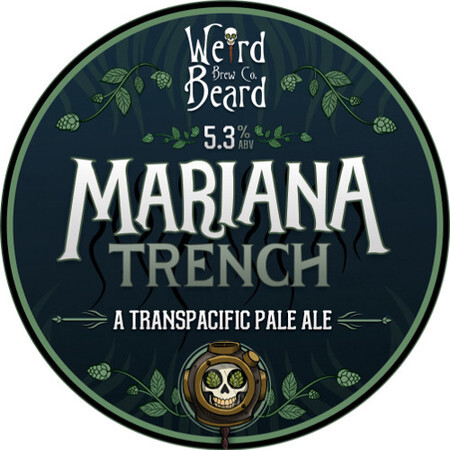 Weird Beard Brew Co Mariana Trench – Buy Beer online on EeBriaTrade.com