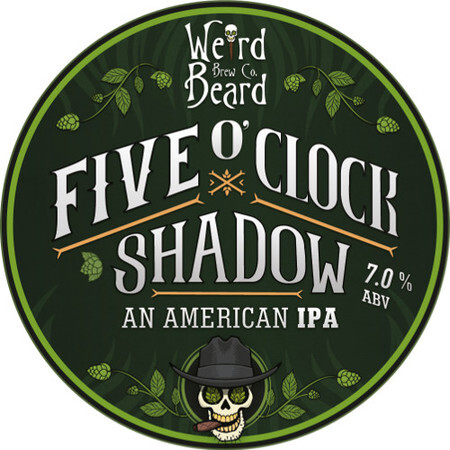 Weird Beard Brew Co Five O'clock Shadow – Buy Beer online on EeBria.com
