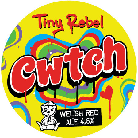 Tiny Rebel Brewing Cwtch – Buy Beer online on EeBriaTrade.com