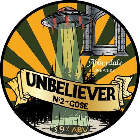 Abbeydale Brewery Unbeliever #2 - Gose – Buy Beer online on EeBriaTrade.com