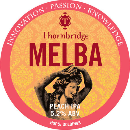 Thornbridge Brewery Melba – Buy Beer online on EeBriaTrade.com