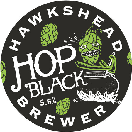 Hawkshead Brewery Hop Black – Buy Beer online on EeBriaTrade.com