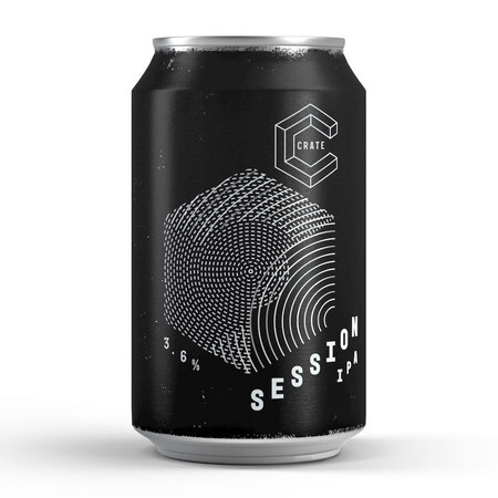 CRATE Brewery Session IPA (Cans) – Buy Beer online on EeBriaTrade.com