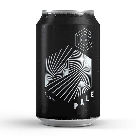 CRATE Brewery CRATE Pale (Cans) – Buy Beer online on EeBriaTrade.com