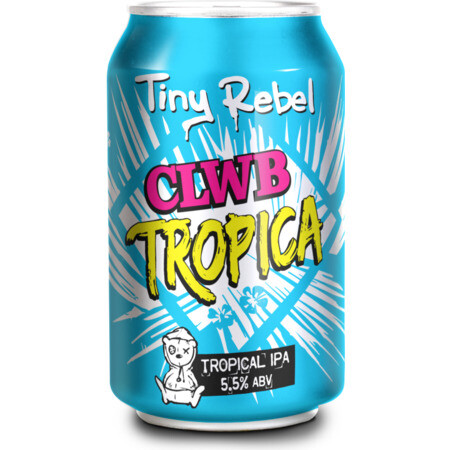 Tiny Rebel Brewing Clwb Tropica – Buy Beer online on EeBriaTrade.com