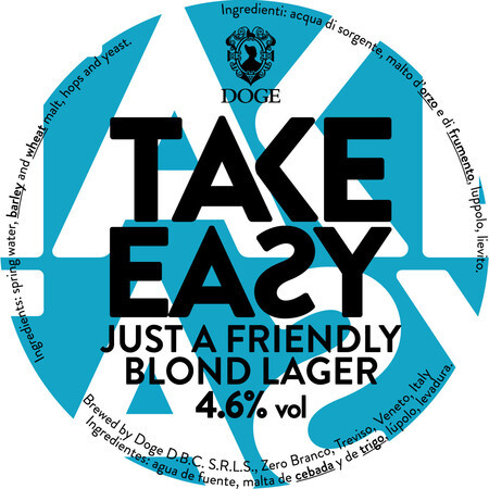 Buy Birrificio del Doge Take Easy | Buy Beer online direct