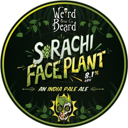 Weird Beard Brew Co Sorachi Faceplant – Buy Beer online on EeBriaTrade.com