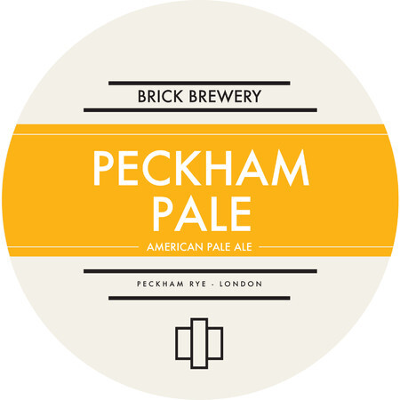 Brick Brewery Peckham Pale Ale – Buy Beer online on EeBriaTrade.com