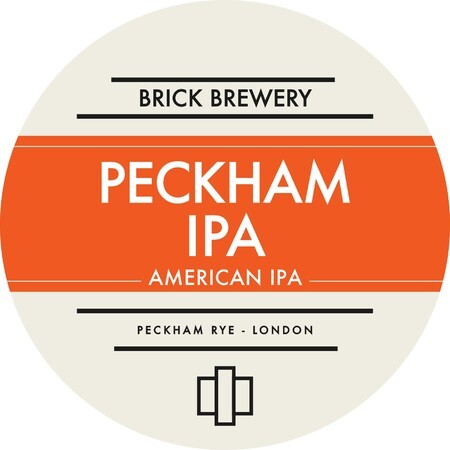 Brick Brewery Peckham IPA – Buy Beer online on EeBriaTrade.com