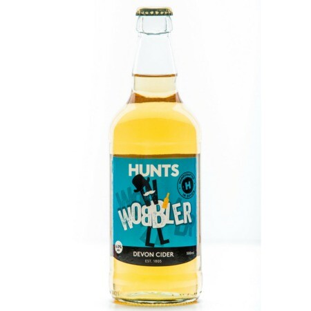 Hunt's Cider Wobbler – Buy Cider online on EeBriaTrade.com