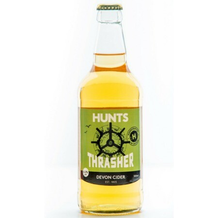 Hunt's Cider Thrasher – Buy Cider online on EeBriaTrade.com