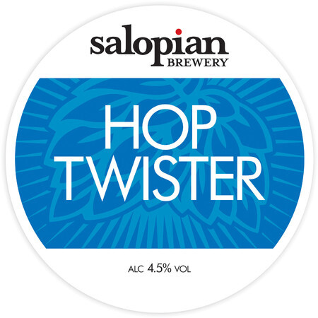 Salopian Brewery Hoptwister – Buy Beer online on EeBria.com
