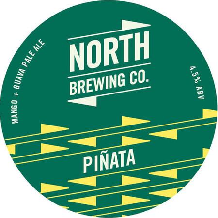 Buy North Brewing Co Piñata- Tropical Pale (KeyKeg) | Buy