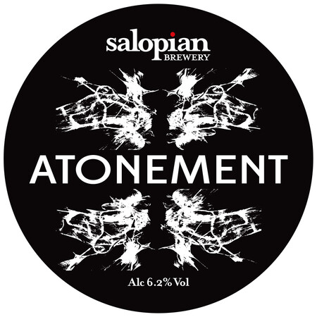 Salopian Brewery Atonement – Buy Beer online on EeBria.com