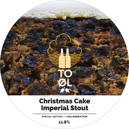 Cloudwater Brew Co Christmas Cake Imperial Stout – Buy Beer online on EeBria.com