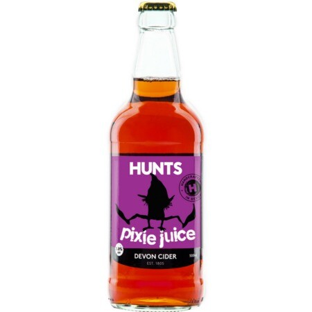 Hunt's Cider Pixie Juice Fruit Cider – Buy Cider online on EeBriaTrade.com