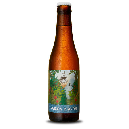 Lost And Grounded Brewers Saison D'Avon – Buy Beer online on EeBriaTrade.com