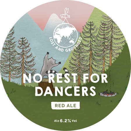 Lost And Grounded Brewers No Rest for Dancers – Buy Beer online on EeBriaTrade.com