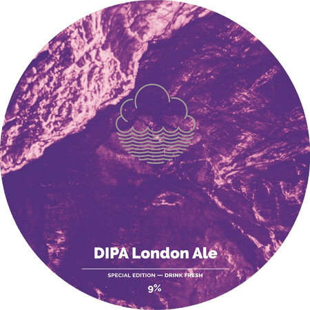 Cloudwater Brew Co DIPA London Ale – Buy Beer online on EeBria.com