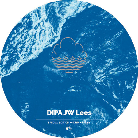 Cloudwater Brew Co DIPA JW Lees – Buy Beer online on EeBria.com