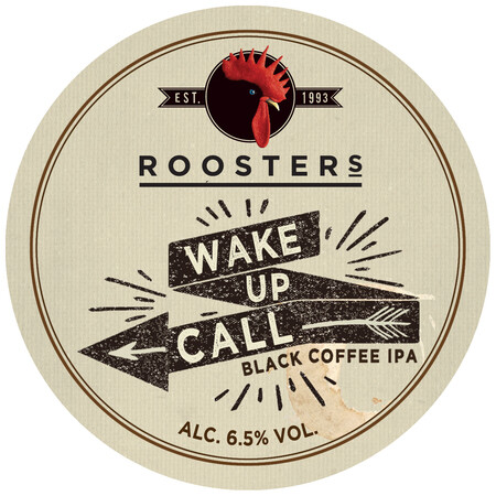 Rooster's Brewing Co. Wake-Up Call – Buy Beer online on EeBriaTrade.com