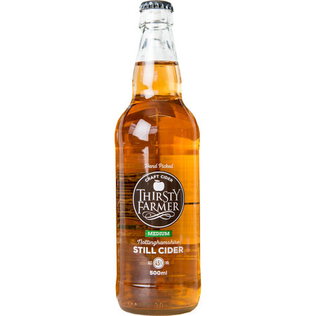 Farmer Fear Cider Thirsty Farmer Medium Still Cider – Buy Cider online on EeBriaTrade.com