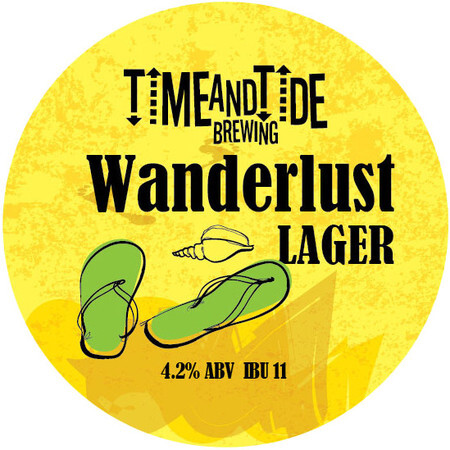 Time and Tide Brewing Wanderlust – Buy Beer online on EeBriaTrade.com