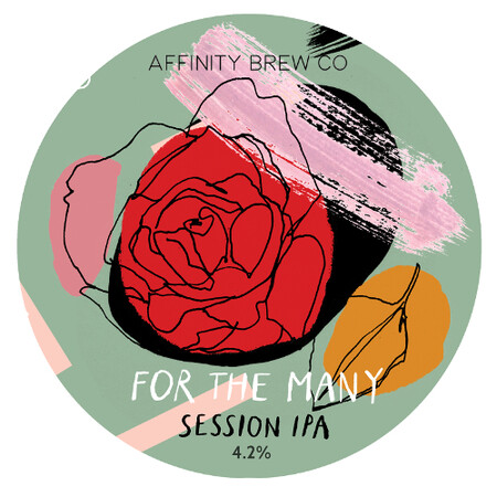 Affinity Brewing Company For The Many (Citra) – Buy Beer online on EeBriaTrade.com