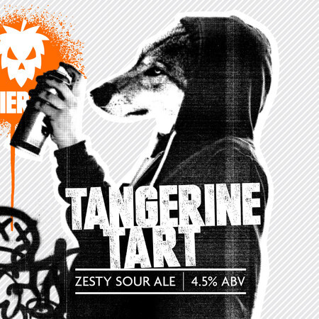 Fierce Beer Tangerine Tart – Buy Beer online on EeBriaTrade.com