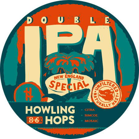 Howling Hops DIPA – Buy Beer online on EeBria.com