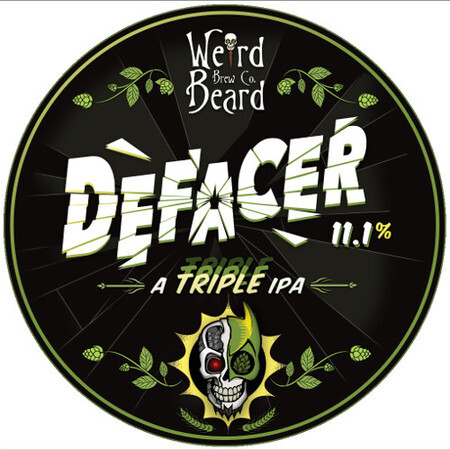 Weird Beard Brew Co Defacer – Buy Beer online on EeBriaTrade.com