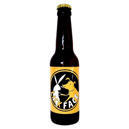 Mad Hatter Brewing Company Lick Face Pale – Buy Beer online on EeBriaTrade.com