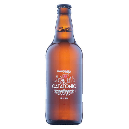 Salopian Brewery Catatonic – Buy Beer online on EeBriaTrade.com