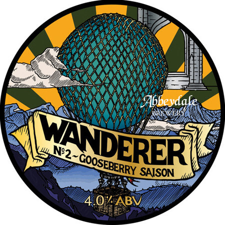 Abbeydale Brewery Wanderer #2 - Gooseberry Saison – Buy Beer online on EeBriaTrade.com
