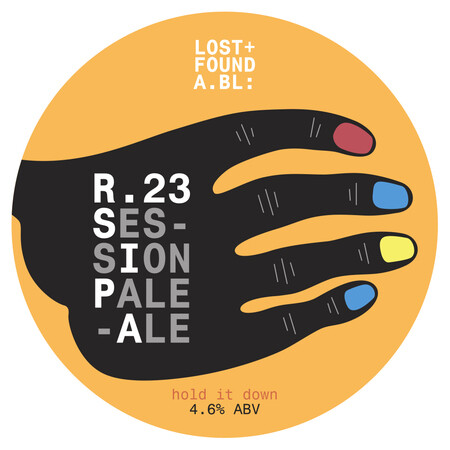 Lost+Found A.BL R23 SIPA / Hold It Down  – Buy Beer online on EeBriaTrade.com