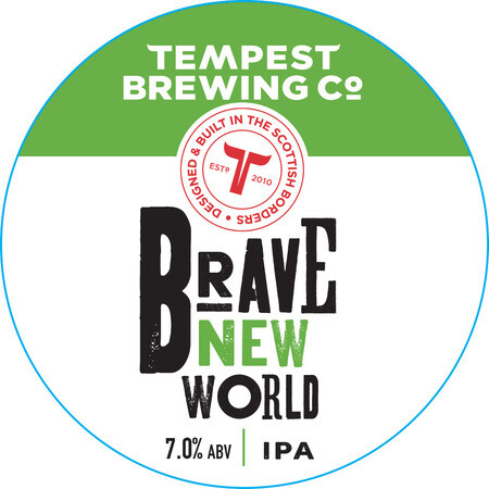 Tempest Brewing Co Brave New World IPA – Buy Beer online on EeBriaTrade.com