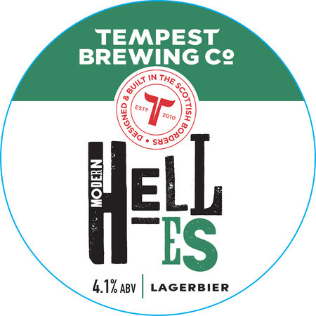 Tempest Brewing Co Modern Helles – Buy Beer online on EeBriaTrade.com