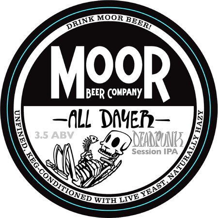 Moor Beer Company All Dayer – Buy Beer online on EeBriaTrade.com