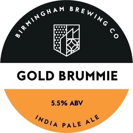 Buy Birmingham Brewing Gold Brummie   Buy Beer online direct from Birmingham  Brewing   EeBriaTrade.com