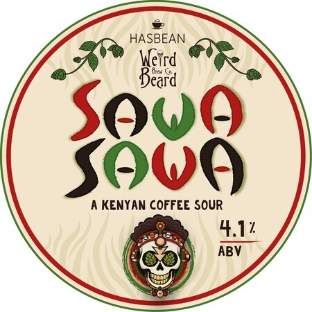 Weird Beard Brew Co Sawa Sawa – Buy Beer online on EeBriaTrade.com