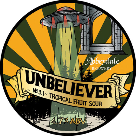 Abbeydale Brewery Unbeliever #3.1 - Tropical Fruit Sour – Buy Beer online on EeBriaTrade.com
